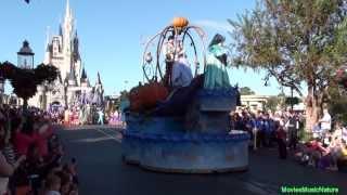 Celebrate A Dream Come True Parade - Magic Kingdom