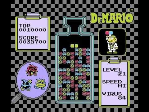 Image result for dr. mario last level