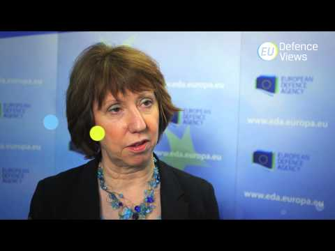 EU Defence Views - Catherine Ashton