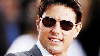Tom Cruise abseils Burj Khalifa in Dubai