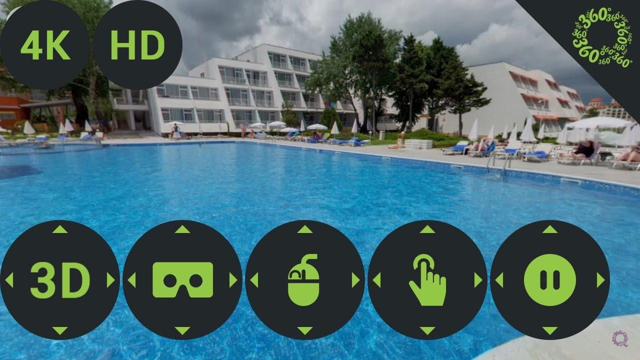 3d Hotel Suneoclub Helios Beach Bulgaria Obzor