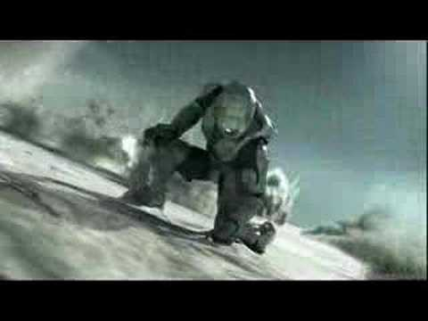 Halo 3 Live Action Cg Trailer