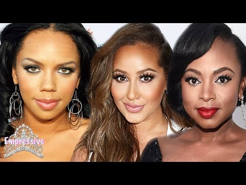 Kiely Williams disses Naturi Naughton and Adrienne Bailon 3LW Drama