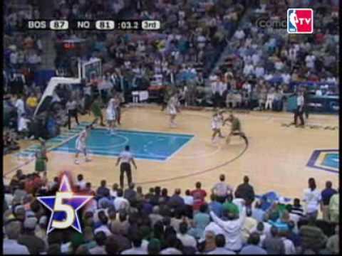 NBA TV Top10 buzzer beaters of 2007-2008