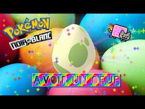 [Tuto] Avoir un Oeuf pokémon sur pokémon noir/blanc
