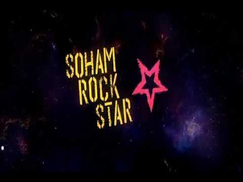 Soham Rock Star Entertainment  Logo