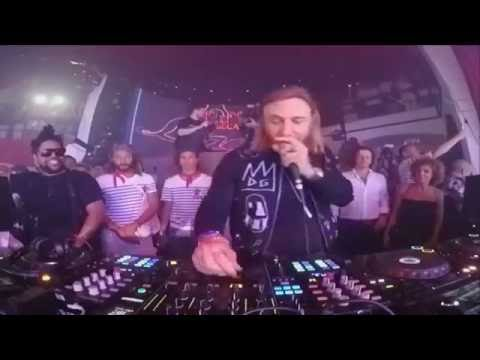 DAVID GUETTA playing WATERMAT BULLIT @ PACHA IBIZA [Summer 2016]