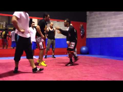 Entreno Survival MMA Titin