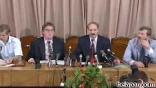 Документальный фильм «Александр Лукашенко. Первые сто дней президентства»
