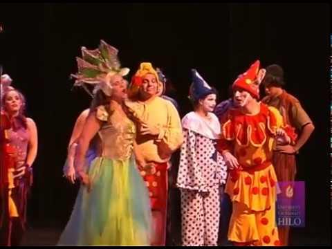 University of Hawaii-Hilo Performing Arts Dept.