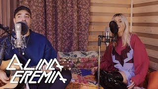 Alina Eremia si Liviu Teodorescu - Printre Cuvinte (Live session acustic)