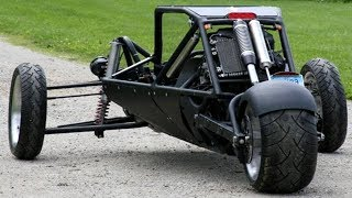 ULTIMATE BADASS MACHINES (7 Most Crazy Extreme Vehicles and Machines)