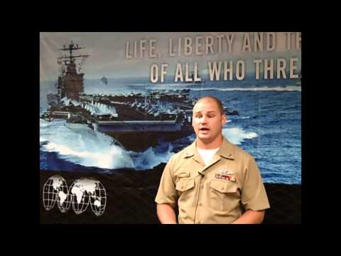 Nuclear Machinist Mate in the US Navy, Career Video from drkit.org