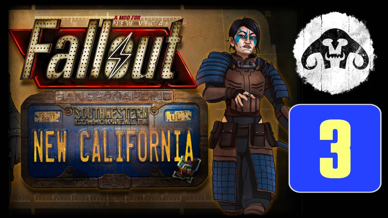 FALLOUT - New California #3 : I wasn't doing what you think!