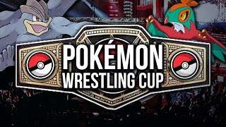 "¡TORNEO POKÉMON WRESTLING CUP! | BYREADRI VS MRD ""DRAIN PUNCH"" (POKÉMON ROZA~3DS)."