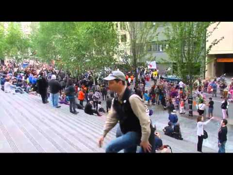 Immigration Reform Rally in Seattle May 1, 2015 (1of3)