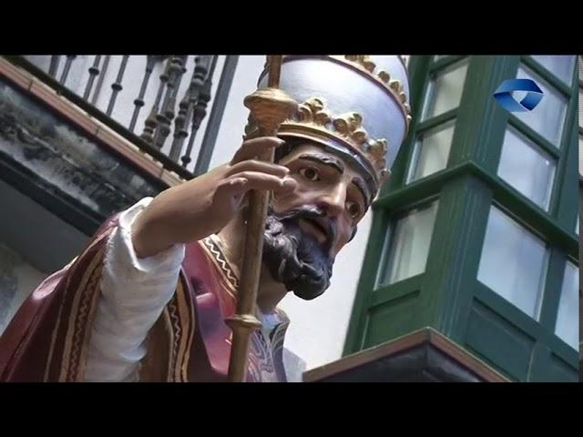 San Pedro eguna ospatzeko prozesioak egin dira Bermeon eta Mundakan