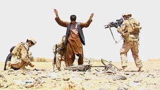 Marines Capture Taliban Fighters After Firefight | Sept 2013 thumbnail