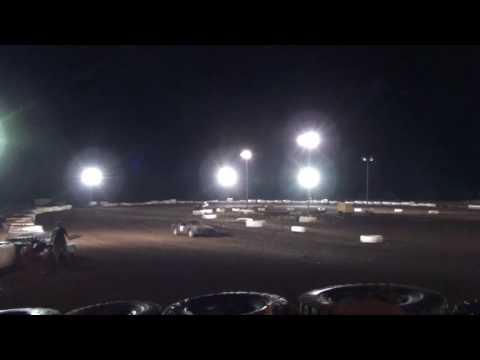 Jerrod Twomey #13 9/2/16 Street Stock Trophy Dash Paradise Speedway Maui