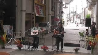 「ハナミズキ」一青窈 ギター弾き語り cover(LIVE)