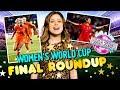 ⚽️ WOMEN'S WORLD CUP | Final roundup 🏆