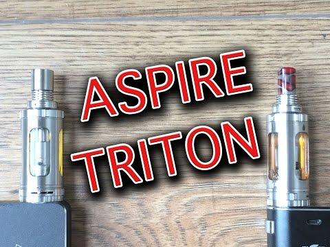 Aspire Triton   A tank for everyone