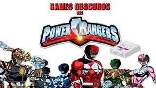 Games obscuros dos Power Rangers no SNES