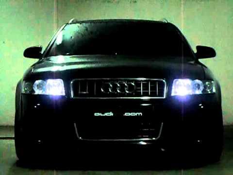 Audi A4 B6 Youtube