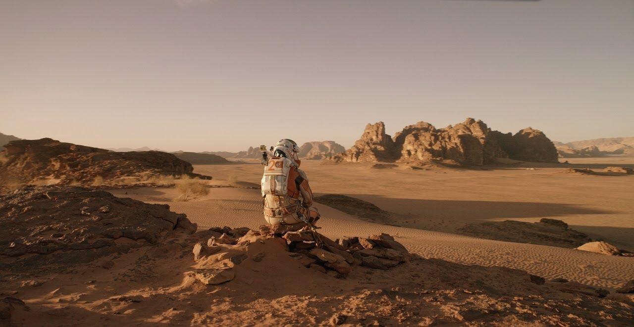 The Marsian Stream