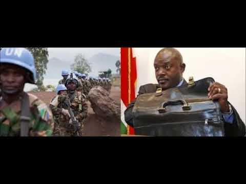 Abasirikare 14 ba Tanzaniya bishwe,u Burundi  arusha mu nama