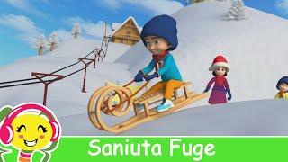 Saniuta Fuge - Colinde de Craciun pentru copii