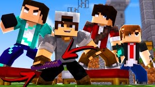 Minecraft: BED WARS - FIZEMOS O ITEM MAIS FORTE DO JOGO!