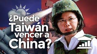 TAIWÁN, ¿La nueva ESTRATEGIA para derrotar a CHINA? - VisualPolitik