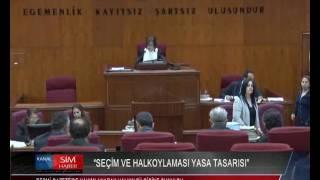 """""""SEÇİM VE HALKOYLAMASI YASA TASARISI""""  RESMİ GAZETE'DE YAYIMLANARAK HALKIN BİLGİSİNE SUNULDU"""