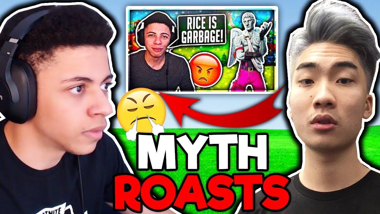 myth fortnite youtube