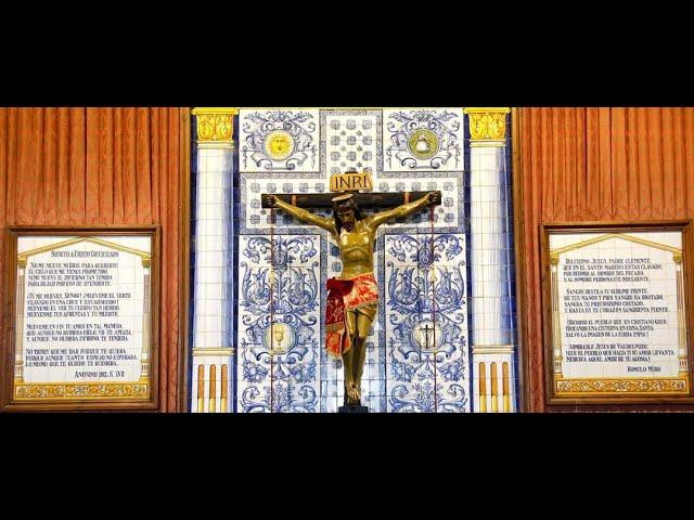 8º Día Novena en Honor del Santísimo Cristo de Valdelpozo, 01/05/2021