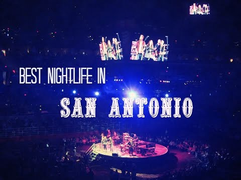 Best Nightlife in San Antonio