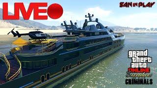LIVE: ROLE DE IATE COM INSCRITOS  - GTA Online!