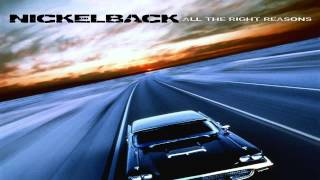 Photograph - All The Right Reasons - Nickelback FLAC