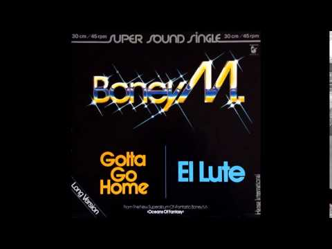 Boney M - Gotta go home (long version)