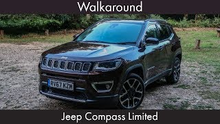 Jeep Compass 2018 Walkaround