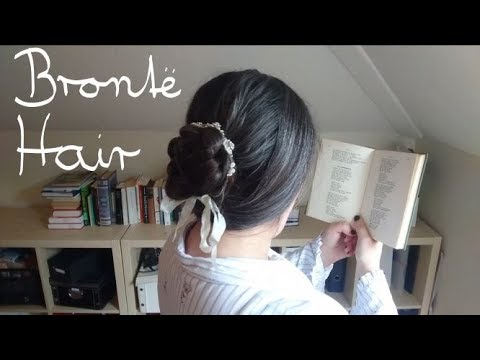 How To Do Your Hair Like A Victorian Lady Author [CC]