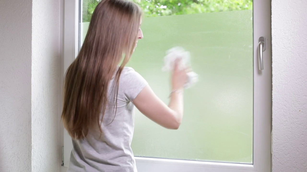 D C Fix Statische Fensterfolie Anbringen So Einfach Geht S