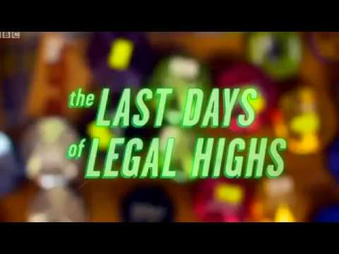 The Last Days of Legal Highs (uk)