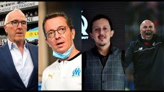 OM : nouveau président, nouvel entraîneur, nouveau départ pour le club ? Revivez notre debrief