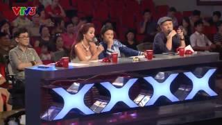 vietnams got talent 2014 - nghe thuat anh sang - nut vang tap 01- bui van tu