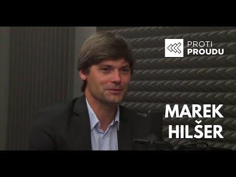 Marek Hilšer o službě veřejnosti, politice a prezidentské volbě