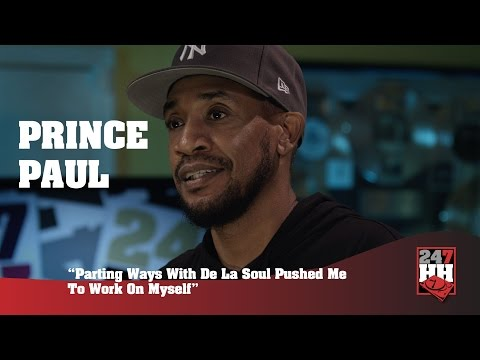 Prince Paul - Parting Ways With De La Soul Pushed Me To Work On Myself (247HH Exclusive)