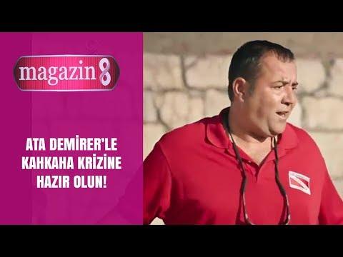 Ata Demirer'in en çok güldüren esprileri!