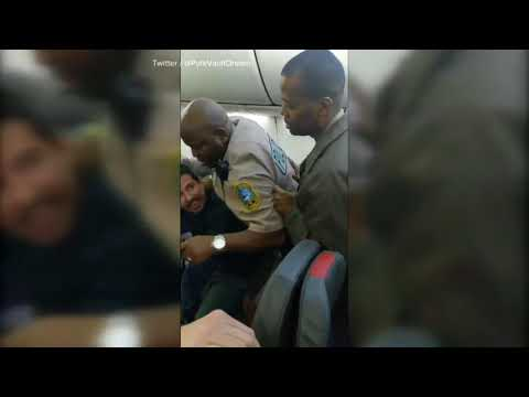 Police use stun gun on unruly American Airlines passenger